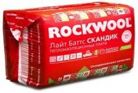 ROCKWOOL Лайт баттс 100 мм