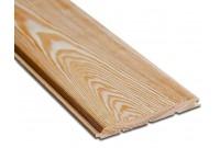 Вагонка Штиль из лиственницы (Сорт В) 14х140 мм